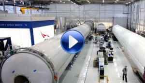 Aerospace Finishing Systems for SpaceX