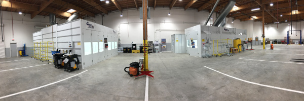 paint booth system poway san diego