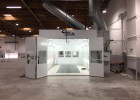 relyon installation of garmat paint booth san diego