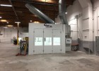 san diego garmat paint booth installation by relyon