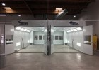 san diego spray paint booth for collision repair